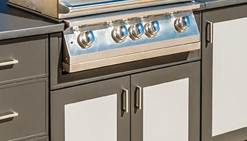 Outdoor Kitchens > Modanō: Design Your Own Kitchen - Gensun