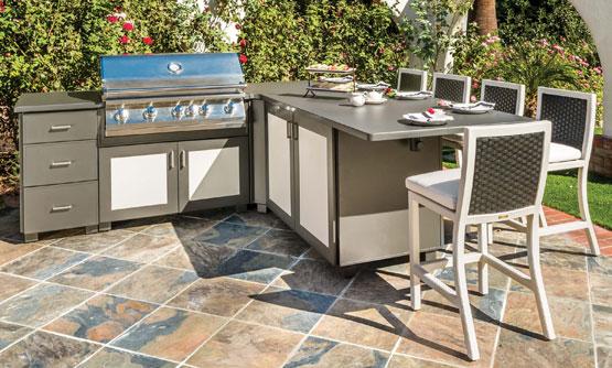 outdoor kitchens gensun rh gensuncasual com pictures of outdoor kitchens on decks pictures of outdoor kitchens and patios
