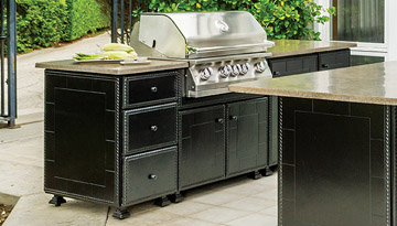 Select Grill Island