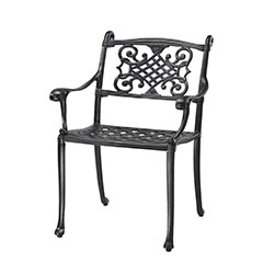 Michigan Cushion Dining Chair - Knock Down (KD)