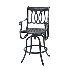 Largo Swivel Bar Stool