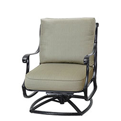 Largo Swivel Rocking Lounge Chair