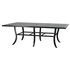 "Channel 62""X90"" Rectangular Dining Table"