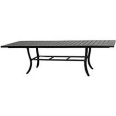 "Channel 44""X79""/114"" Extension Dining Table"