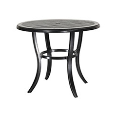 "Channel 44"" Round Balcony Table"