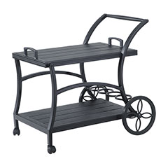 Channel Serving Cart - Welded