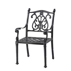 Florence Cushion Dining Chair