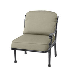 Florence Cushion Left Arm Lounge Chair