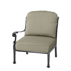 Florence Cushion Right Arm Lounge Chair