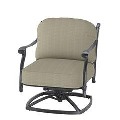 San Marino Cushion Swivel Rocking Lounge Chair