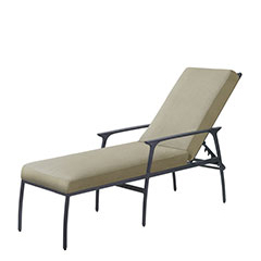 Amari Cushion Chaise Lounge