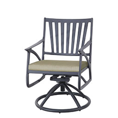 Amari Cushion Swivel Rocker