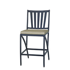 Amari Cushion Stationary Balcony Stool