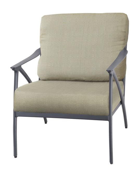 Customize: Amari Cushion Lounge Chair