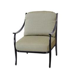 Edge Cushion Lounge Chair