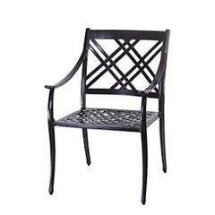 Edge Cushion Dining Chair