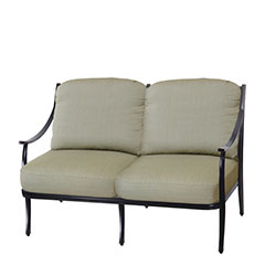 Edge Cushion Loveseat