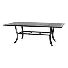 "Lattice 44"" x 86"" Rectangular Dining Table"