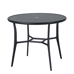 "Fusion 48"" Round Bar Table"