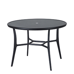 "Fusion 48"" Round Balcony Table"