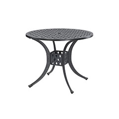 """Coordinate 36"""" Round Dining Table"""