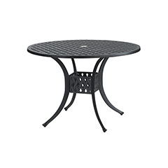 """Coordinate 42"""" Round Dining Table"""