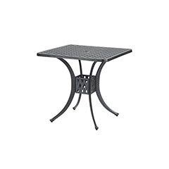 """Coordinate 36"""" Square Dining Table"""