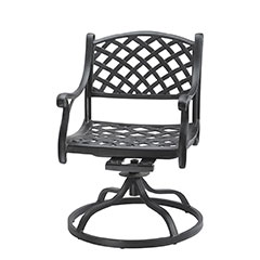 Columbia Cushion Swivel Rocker
