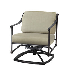 Morro Bay II Cushion Swivel Rocking Lounge Chair