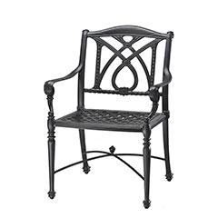Grand Terrace Cushion Dining Chair