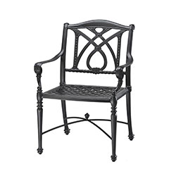 Grand Terrace Cushion Dining Chair