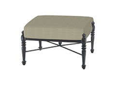 Grand Terrace Cushion Ottoman