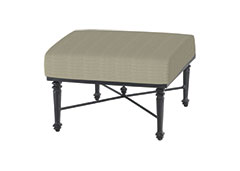 Grand Terrace Cushion Sectional Ottoman