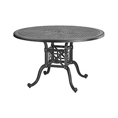 "Grand Terrace 48"" Round Dining Table"