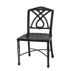 Terrace Cushion Cafe Chair w/o Arms - KD