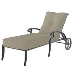 Dynasty Cushion Chaise Lounge