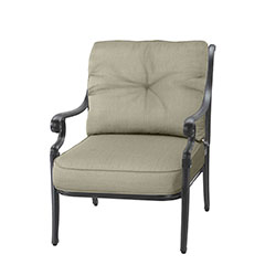 Dynasty Cushion Lounge Chair