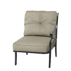 Dynasty Cushion Left Arm Lounge Chair