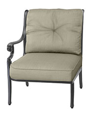 Dynasty Cushion Right Arm Lounge Chair