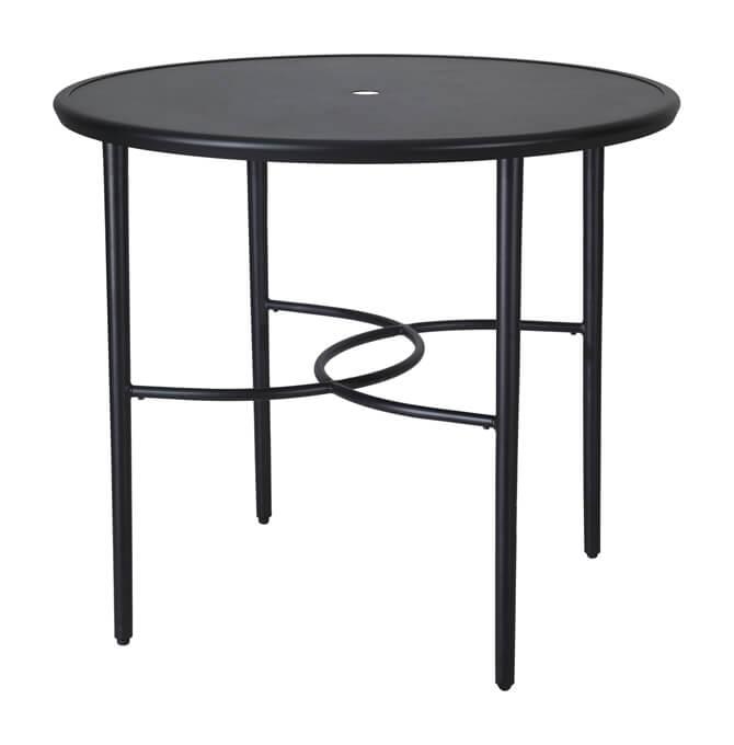 "Talia 48"" Round Bar Table"