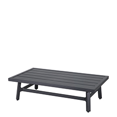 """Plank 25"""" x 44"""" Coffee Table - 12"""" Height"""