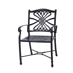 Bella Vista Cushion Dining Chair
