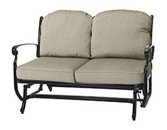 Bella Vista Cushion Loveseat Glider