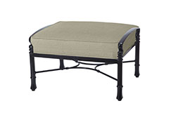 Bella Vista Cushion Ottoman