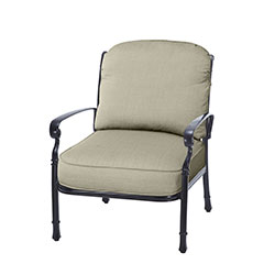 Bella Vista Cushion Lounge Chair