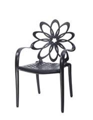 Lotus Cushion Café Chair