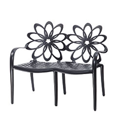 Lotus Cushion Settee