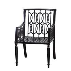 Manhattan Cushion Dining Chair