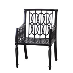 Manhattan Cushion Dining Chair