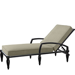 Manhattan & Manhattan II Cushion Chaise Lounge